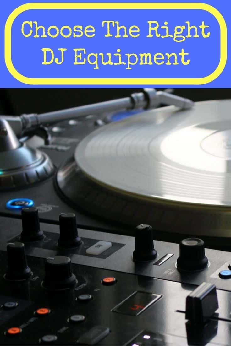 Buying the best DJ equipment