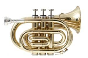 a great pocket trumpet