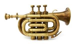 mini trumpet