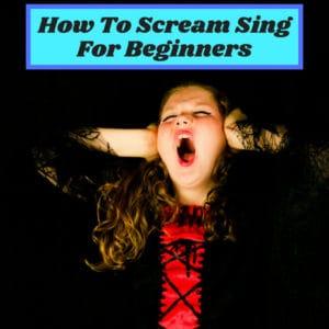 A Screaming Singer
