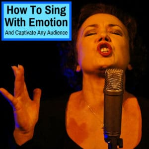 Singing With Emotion
