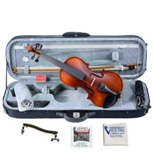 bunnel pupil violin case and accessories