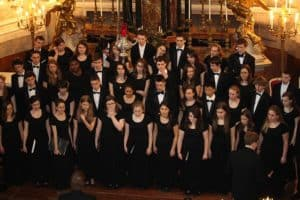 Vocal choir singing techniques