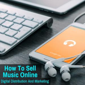 sell digital music online