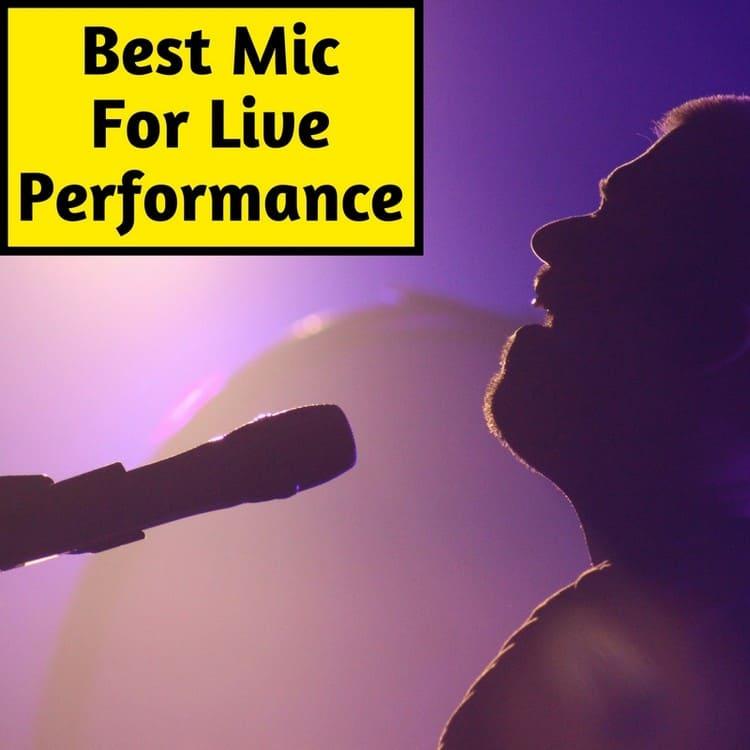 best vocal microphone for live performance won 39 t distort your voice. Black Bedroom Furniture Sets. Home Design Ideas