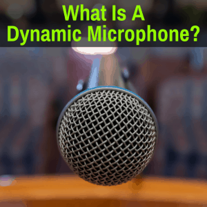 Dynamic microphone definition