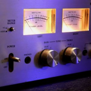 preamplifier versus amplifier