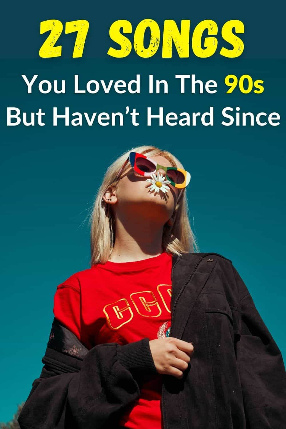 27 Forgotten Hit Songs From The 90s