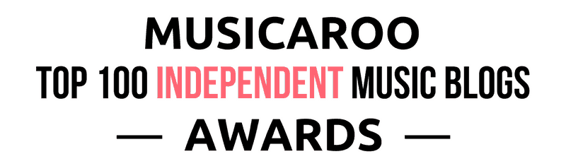 musicaroo best music blogs award