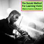 Suzuki Method for Learning the Violin
