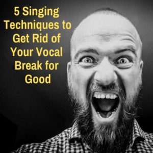 How To Get Rid Of Vocal Break