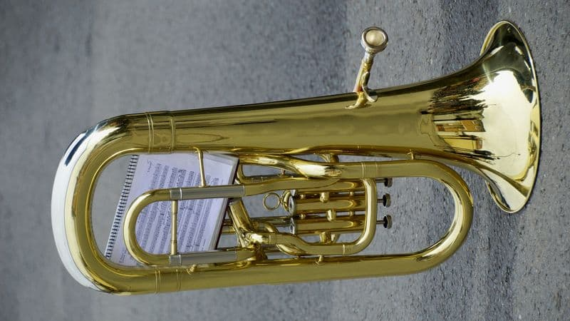 a cornet with a history