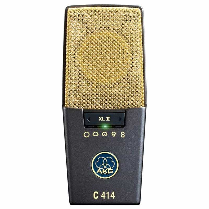AKG C414 XLII review