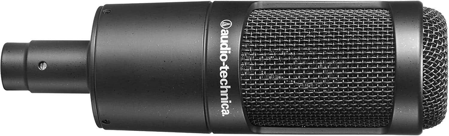 AT2035 microphone