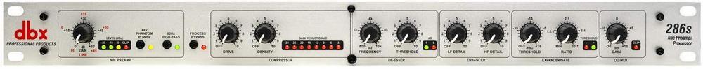 DBX 286 Preamp