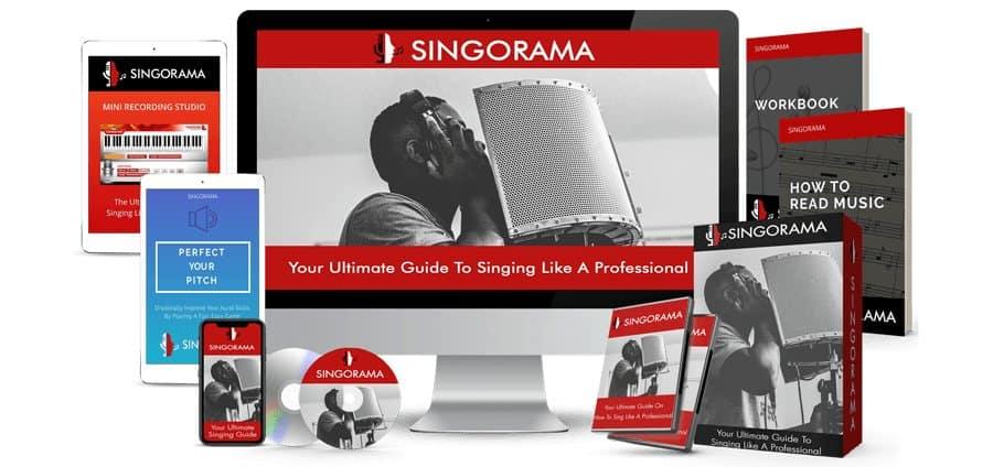 Singorama program full content