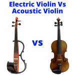 Electric violin vs acoustic violin