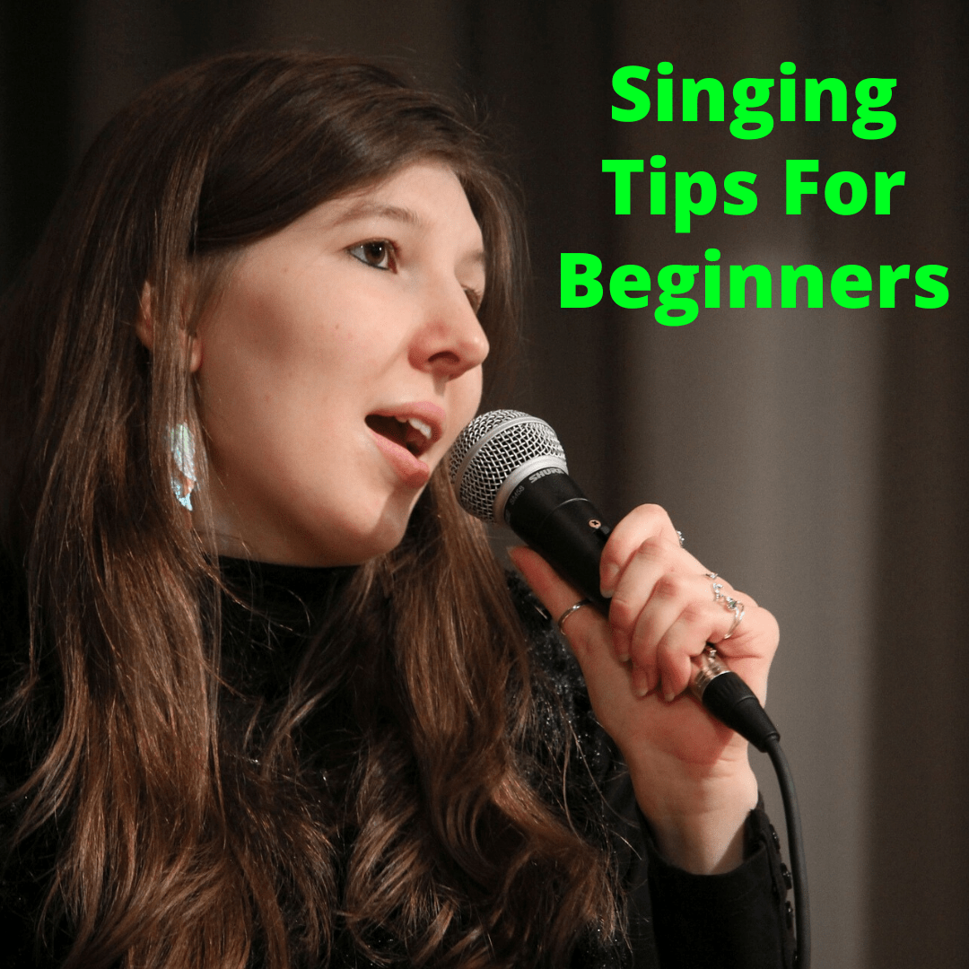 Singing tips for beginners