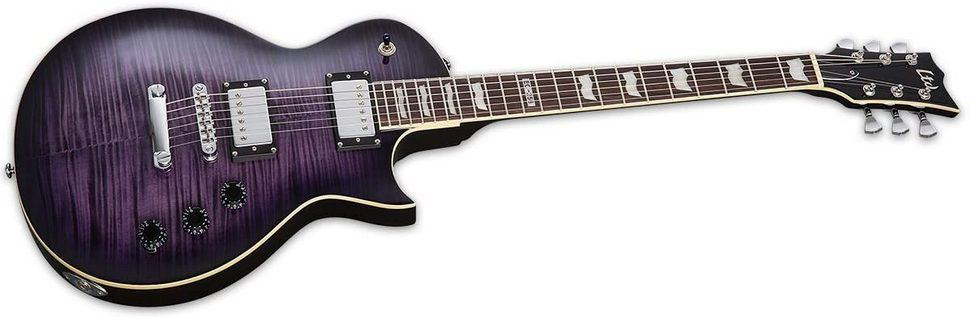 ESP LTD EC-256 purple sunburst
