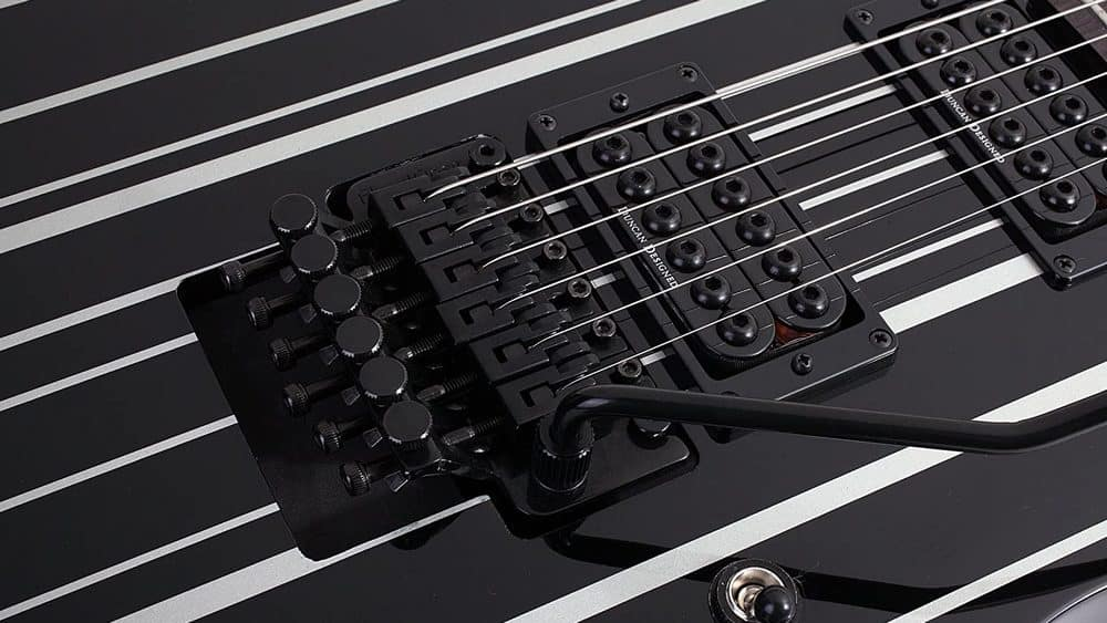 Schecter Synyster Standard pickups
