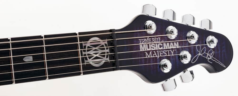 Majesty guitar neck