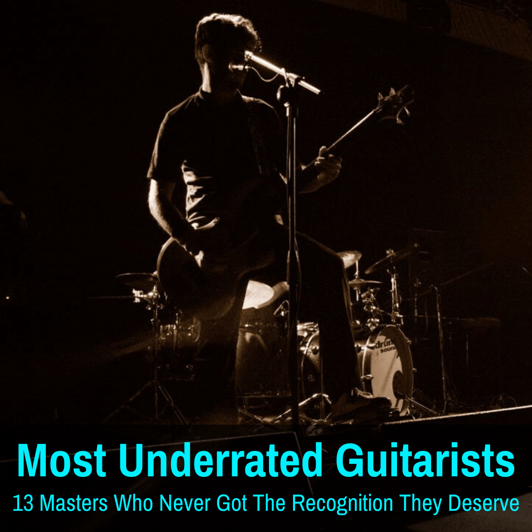 Most Underrated Guitarists