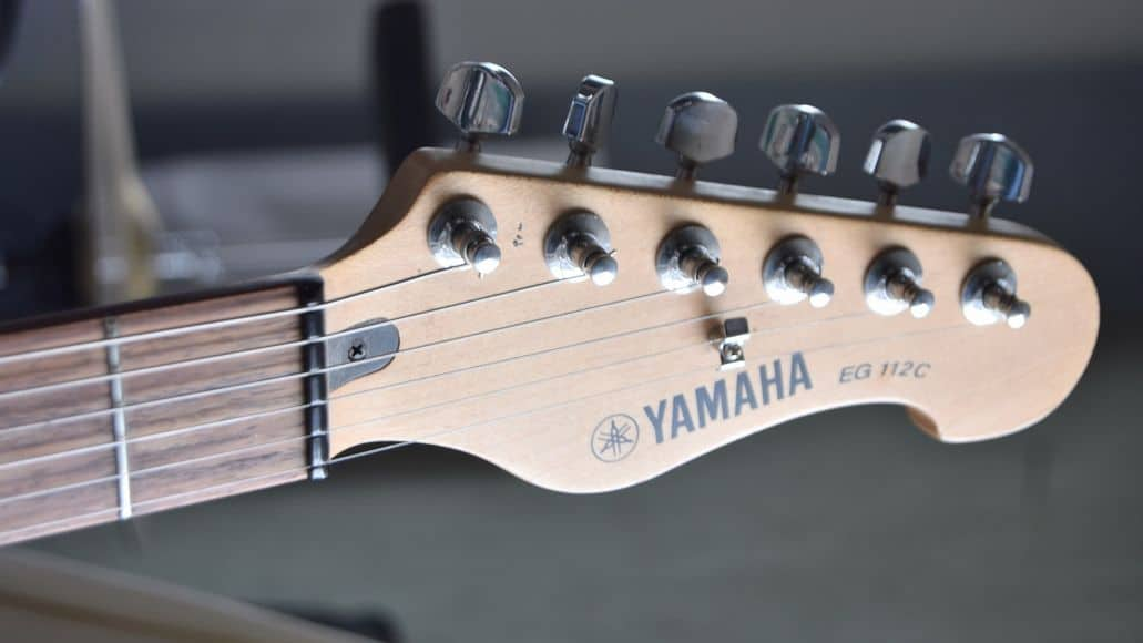Yamaha guitar logo