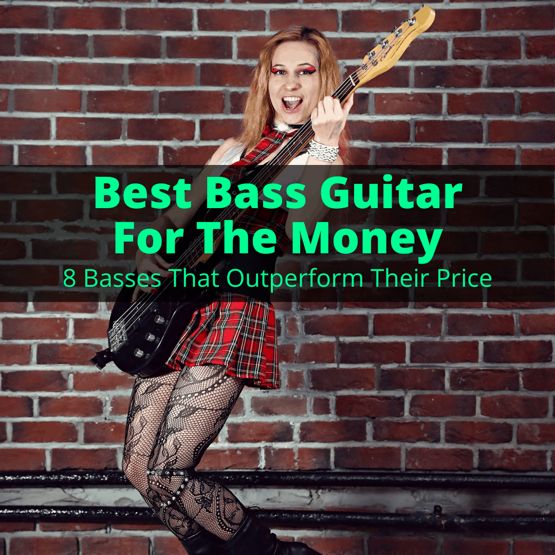 Best Bass Guitar For The Money