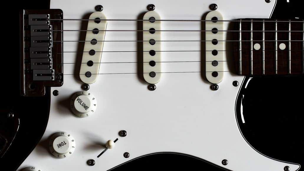 single coil pickups on guitar