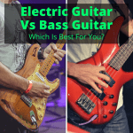 Electric Guitar Vs Bass Guitar