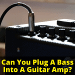 Can You Plug A Bass Into A Guitar Amp