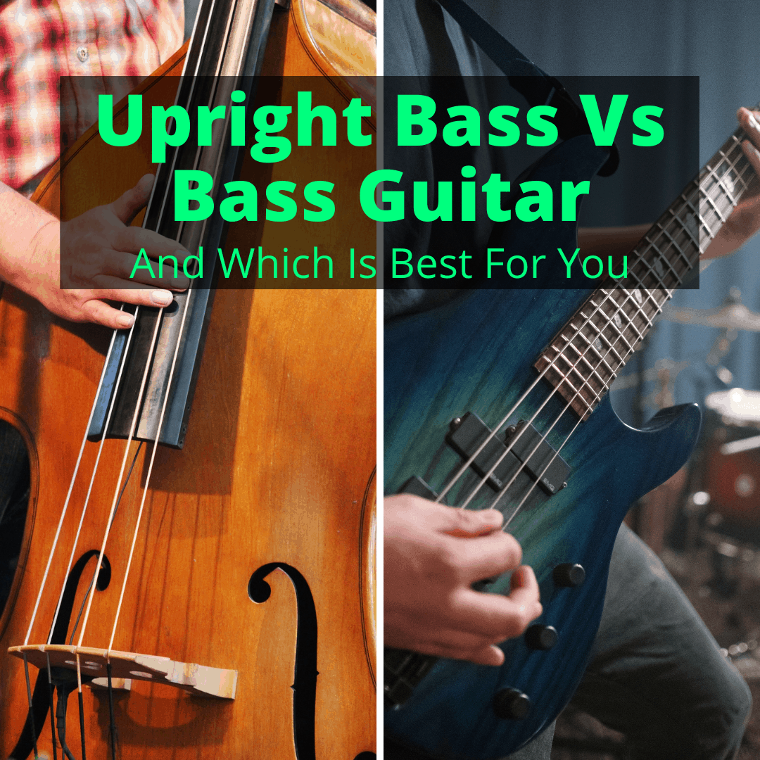 Upright Bass Vs Bass Guitar
