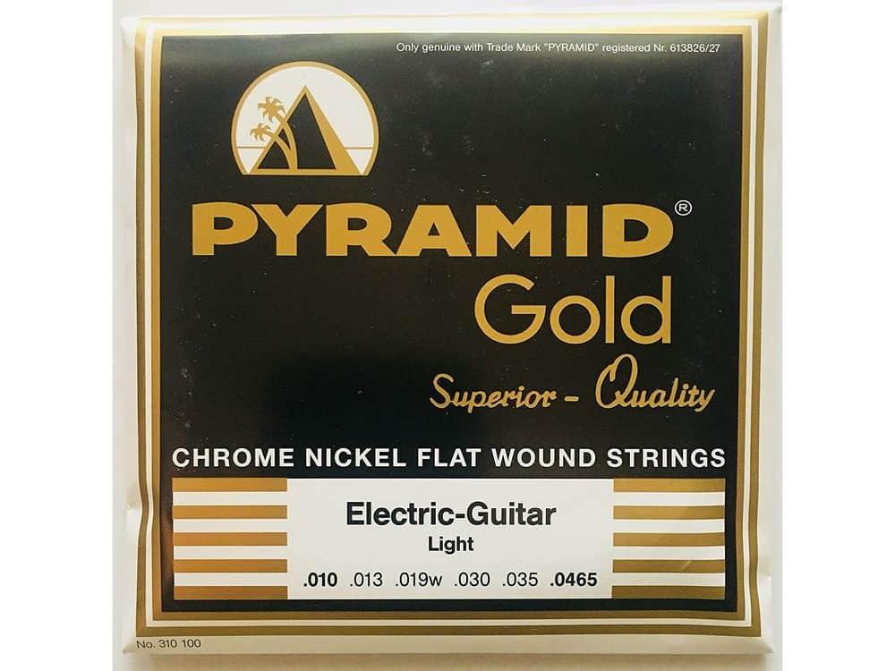 Pyramid Gold