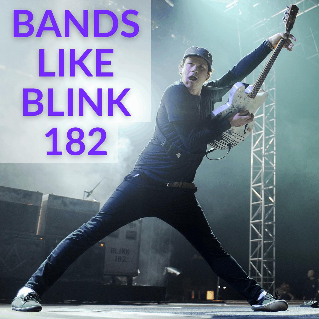 Bands Like Blink 182