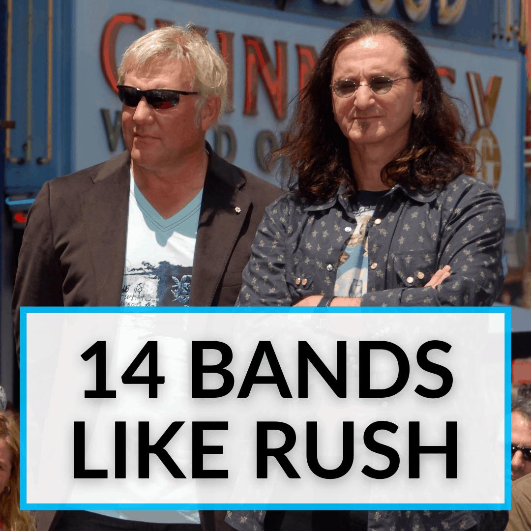 Bands Like Rush