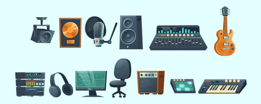 Tools for music production