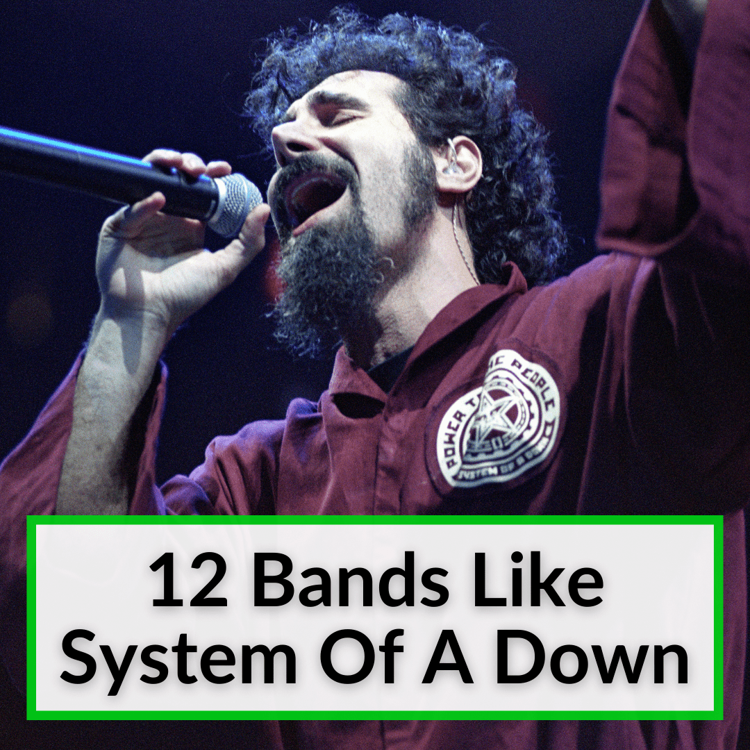 Bands Like System Of A Down